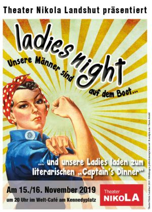 Flyer Ladies Night
